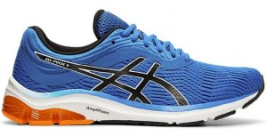 Mens Asics Gel Pulse 11 Blue-0
