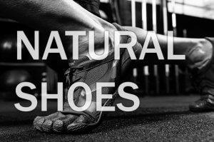 Womens Barefoot / Minimalist