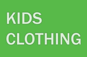 Kids Running Clothing